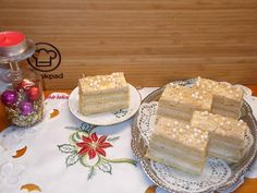 Feta, Camembert Cheese, Dairy, Dessert Recipes, Bread, Advent, Cakes, Candy, Cake Makers
