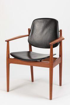 Arne Vodder Chairs 50′