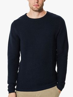 At Evolve Clothing we provide the widest range of clothes from shirts to suits and everything in between. Evolve Clothing, The Selection, Latest Fashion, Sapphire, Crew Neck, Men Sweater, Clothes For Women, Dark, Knitting