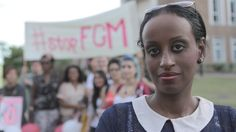female-genital-mutilation-a-huge-problem-in UK Anti-FGM activist Leyla Hussein with protestors at a rally outside town hall in Maidenhead, UK, on August 30th, 2013.