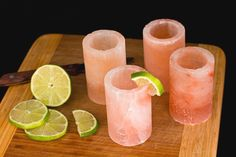 Spice up your next get-together with these extraordinary Himalayan Salt Stone Shot Glasses! Set of 4 from Earthbound. You And Tequila, Best Tequila, Tequila Shots, Himalayan Salt Stone, Himalayan Pink Salt, Cooking Stone, Cooking Tools, Jello Shot Recipes, Margarita Recipes