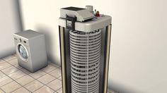 Daikin ECH2O - Bomba de calor para água quente sanitária