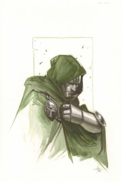 Doctor Doom by Gabrielle Dell'Otto