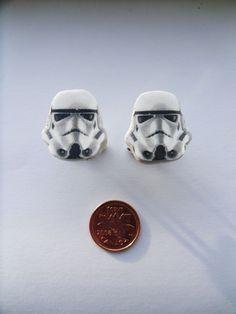 Stormtrooper cufflinks ♥♥♥