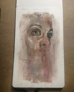 Oil Pastels, Instagram Accounts, Felt, Portrait, Painting, Idea Paint, Art Production, Felting, Headshot Photography