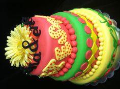 La fiesta cake