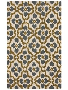 Dulcet Hand-Tufted Rug (Army Green)