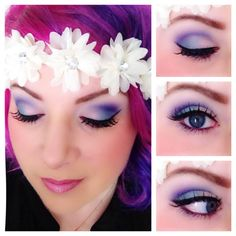 Makeup of the day: spring time by BeautyFairy13. Browse our real-girl gallery #TheBeautyBoard on Sephora.com & upload your own look for the chance to be featured here! #Sephora #MOTD