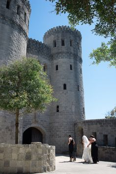 Ottis Castle Wedding Ceremony in St. Augustine Florida - My daughter was married there too!