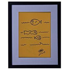 Mar amarelo - Daniel Bordi