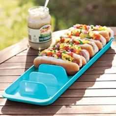 Sausage Stuffer, Hot Dog Serving Tray, Taco Tray | Solutions