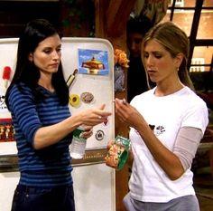 Monica & Rachel, Friends