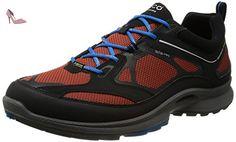 Ecco Biom Venture, Chaussures de Fitness Homme, Vert (Black/Tarmac/Fanta), 46 EU