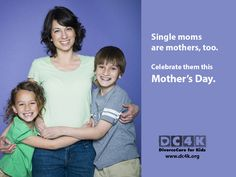 Remembering and celebrating single moms on Mother's Day
