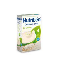 Nutriben Crema de arroz
