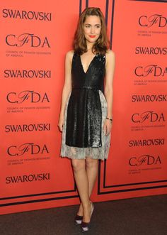 See What Everyone Wore to the 2013 CFDA Awards: Rose Byrne in Thakoon