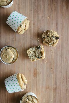 soda bread muffins