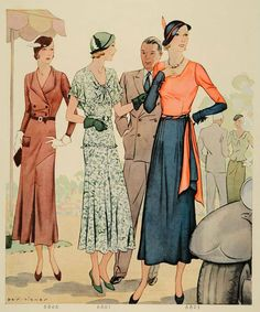 McCall's Patterns 1932