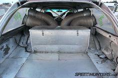 Diesel Fury: The Black Smoke Wagon - Speedhunters Mercedes Benz 300, Drifting Cars, Black Smoke, Diesel, Fresh, Diesel Fuel