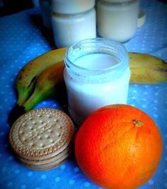 As melhores receitas para a Bimby, dicas, enfim ... tudo e mais alguma coisa sobre Bimby :) - Ingredientes: Açucar / Banana / Bolacha / Iogurte / Laranja / Leite