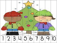 Estos rompecabezas son muy completos, pueden jugar con la memoria, el razonamiento y la secuencia numérica. ...
