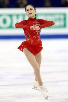 世界選手権・女子FS   フィギュアスケート   実況   スポーツナビ