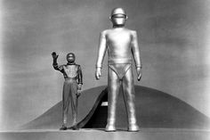 1951 Movie Magazines | THE DAY THE EARTH STOOD STILL, Michael Rennie, 1951, TM & Copyright (c ...