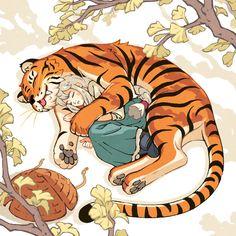 Animal Drawings, Cute Drawings, Animes Yandere, Surreal Art, Character Design Inspiration, Aesthetic Art, Cute Art, New Art, Art Inspo