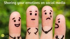 Sharing your emotions on #socialmedia
