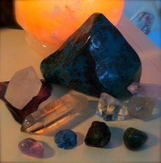 Listen: Intuitive Inspirations Radio: Healing with Crystals and the Angels
