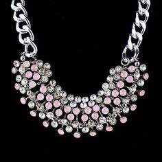2014 New Coming Fashion Colorful Beads Generous Luxury Necklace Jewelry