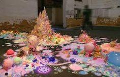 Yummalicious candy art!