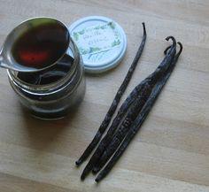 Vanille-Essenz (Vanilla Extract)