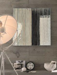 Hall mirror VU by T.D. Tonelli Design   #design Giovanni Tommaso Garattoni @Shalome Frye Tonelli Design