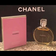 New, Chanel Chanel Brand new with box, never used. Opened box to display parfume. 100% authentic, purchased at Macy's, bought as gift for my daughter but she already had one. Lost store receipt could not return. 1.7 FL OZ CHANEL Other