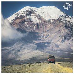 The Chimborazo, Ecuador. What an spectacular picture! !