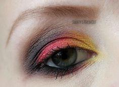 Shortys-BreakOut: [WM – Spezial] Deutschland Augen - Make Up