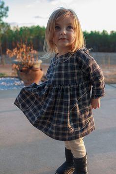 Plaid Playtime Dress