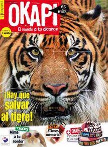 En www.Jugandia.com estamos tan contentos de leer estas publicaciones... ¡Adelante!  Revista Okapi