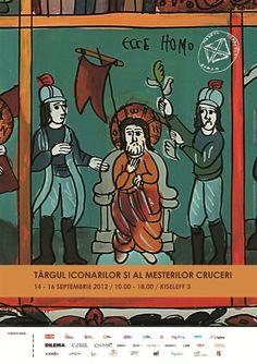 Targul iconarilor si al mesterilor cruceri 2012 | Ceașca de Cultură