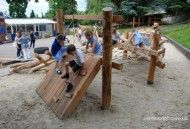 earth wrights play area