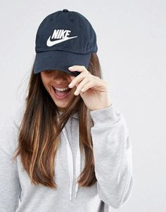 Buy Black Nike Cap for woman at best price. Compare Hats prices from online  stores like Asos - Wossel Global e1f39b507fa4