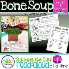 Bone Soup: Interacti