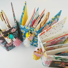 Happy Crafty Studio: Mini Album Set with Carrier Mini Scrapbook Albums, Mini Albums, Oh My Heart, Ring Binder, Bookbinding, Mini Books, Scrapbooking Ideas, Evans, Stationary