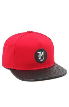 Simple Snapback Hat
