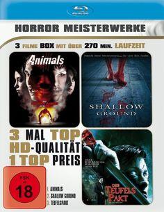 BR Paket 19 Filme auf 8 BR