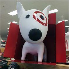 Target Bullseye Mascot Playground Main