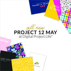 Celebrate Cinco de Mayo, Teacher Appreciation Day, Memorial Day and so much more with the Project 12 May Edition! Digital Project Life, Star Wars Day, Major Holidays, Ups And Downs, Teacher Appreciation, Memorial Day, Holiday Fun, Special Day, Stationary
