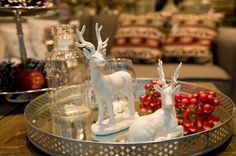 Ozdoby i dodatki świąteczne od Sweet Living  #sweetliving #chic #interior #christmastime #chrismas #docoration #rivieramaison