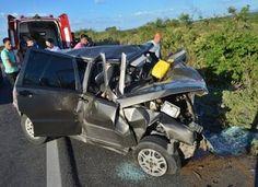Jornal Municipal: Seis pessoas morrem em acidente na BR-230, em Caja...